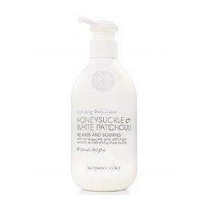 Victoria Secret Honeysuckle & White Patchouli Body Lotion 10.1 oz