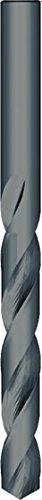Precision Light 301JDC HSS Jobber Drill 118 Degree Size C Pack of 12 Black