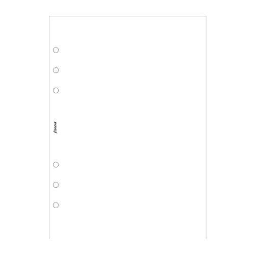 Filofax A5 Plain White Paper (B342405)