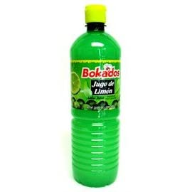 Lime Juice Jugo De Limon Concentrado Bokados 9 Buy Lime Juice Jugo de Limon Concentrado Bokados 33 oz