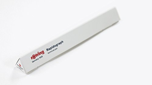 Rotring Isograph Technical Pen, 0.18 mm by Rotring (Image #2)