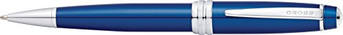 - Cross Bailey Blue Lacquer Ballpoint Pen