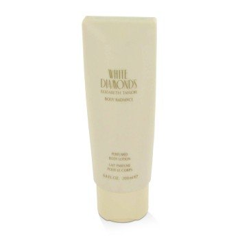 White Diamonds Elizabeth Taylor Perfumed Body Lotion, 6.8-Ounce (White Rose Lotion Body)