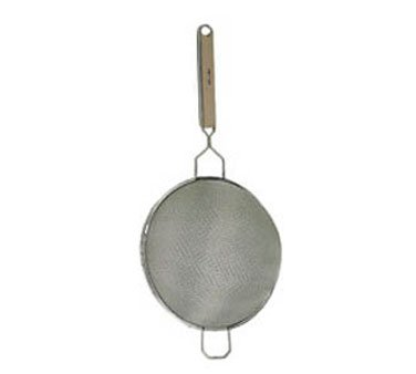 Update International (SDF-8/SS) 8'' Fine Double Mesh S/S Strainer