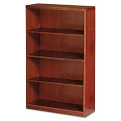 MLNMBC3668MC - Mira Series Wood Veneer Four-Shelf -