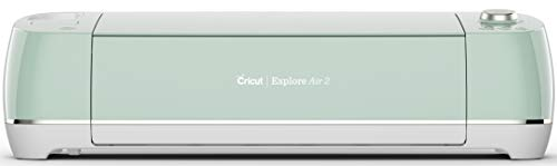 Cricut Explore Air 2 Mint (Best Vinyl Cutting Machine For Small Business)