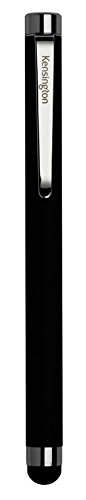 Kensington Virtuoso Stylus for iPad, iPad mini, Nexus and Galaxy Tab, Black (K97031WW)