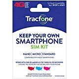 Tracfone Verizon 3G/ 4G LTE Activation SIM Card Kit - ()