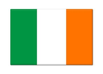 Irish Flag Ireland Fridge Magnet