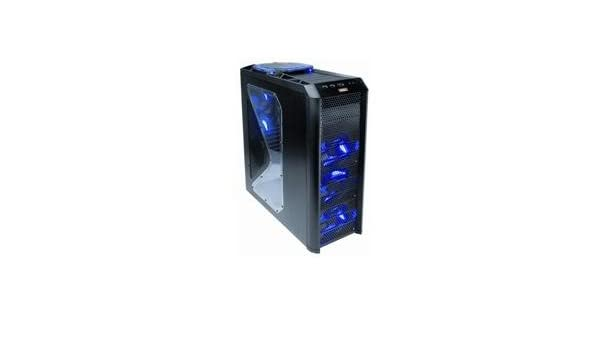 Antec Twelve Hundred ATX - Caja de ordenador sin fuente de alimentación (USB, audio, eSATA), color negro: Amazon.es: Informática