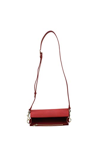 Handle red Women's Red Red Lancaster Bag Top EWPpwwqg