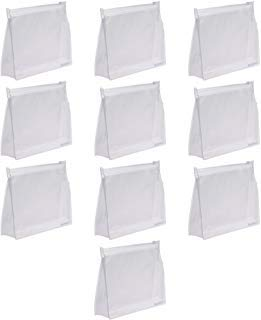 BCP 10 PCS Mini Small PVC Transparent ()