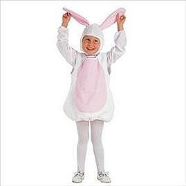 New Toddler Rabbit Bunny Fancy Dress Costume Outfit Amazoncouk