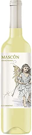 Vino Blanco Mascun Gewurztraminer 6 botellas