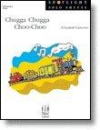 Chugga Chugga Choo-Choo (Elizabeth Gutierrez) - Piano Solo Sheet Music