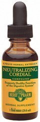 Herb Pharm Neutralizing Cordial Compound - 1 oz by Herb Pharm ()