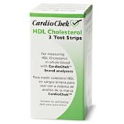 Bandes CardioChek HDL essai