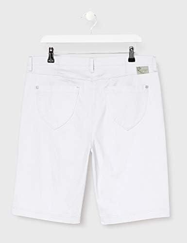 Raphaela by Brax 14-1557 Pantalon, Blanc (White 99), W(Taille du Fabricante: 40) Femme