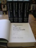 Dictionary Organic Compounds, Fifth Edition, Seven Volumes