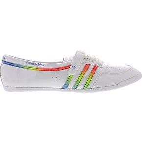 ballerine adidas femme blanche