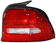 Dodge Neon Passengers Side Tail - TYC 11-3245-01 Chrysler Neon Passenger Side Replacement Tail Light Assembly