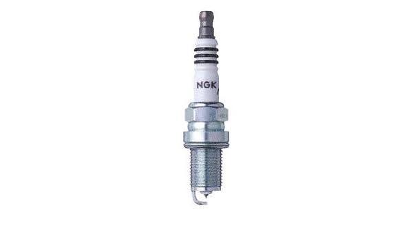 NGK (5464) BKR5EIX-11 Iridio IX Bujía (10 unidades): Amazon.es: Coche y moto