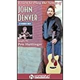 Learn to Play the Songs of John Denver: 2-Video Set