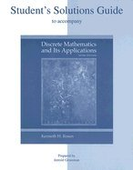 Discrete Mathematics and Its Application: Student's Solutions Guide