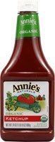 Annies Homegrown Organic Ketchup, 24 oz (Pack of 144)