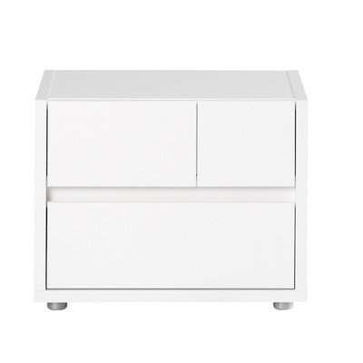 Pilsen 2 Drawer Nightstand
