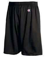 Champion 6.1 oz. Cotton Jersey Shorts 6.1 oz. Cotton Jersey
