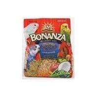 LM Animal Farms Bonanza Gourmet Diet Parakeet Bird Food
