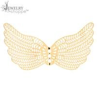 Gold Filigree Angel WingsNew by: CC