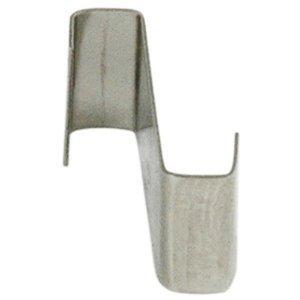 MacGreen® Gewächshaus-Glasträger H 11 (100 Stück) Edelstahl