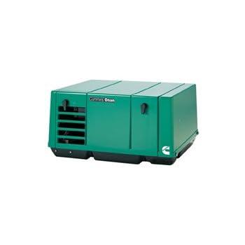 Amazon com: Cummins Onan 2 8HGJBB-1120 RV QG 2800 Watt Gasoline