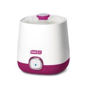 dash greek yogurt maker pink - 9