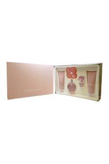 bcbg-maxazria-by-bcbg-for-women-4-pc-gift-set-34oz-edp-spray-025oz-edp-spray-3oz-bath-shower-gel-3oz
