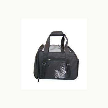 Bergan Signature Series Comfort Pet Carrier in Black - Small