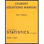 Student Solutions Manual, Boudreau, Nancy, 0136045197