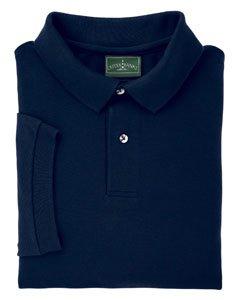 - Outer Banks Men's Premium Pique Polo, 2XL-Navy