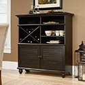 Sauder Harbor View Sideboard in Antiqued Paint