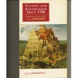 Nations and Nationalism since 1780 : Programme, Myth, Reality, Hobsbawm, 0521336945