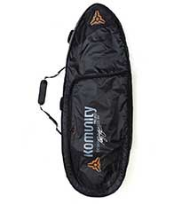 Kelly Slater's Komunity Project Signature Triple / Quad Surfboard Travel Traveller Board Bag - 6'3'' by Komunity Project (Image #2)