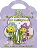 """ Fifi and the Flowertots "" : Carry Along Colouring and Activity Book ( "" Fifi and the Flowertots "" )"