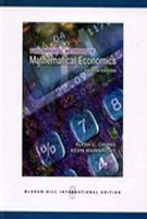 Fundamental Methods of Mathematical Economics. 4th (Forth) Edition