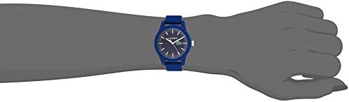 Lacoste Women's 'Ladies 12.12' Quartz Resin and Silicone Watch, Color:Blue (Model: 2000955) 4