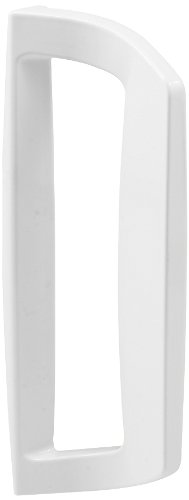 Prime-Line Products C 1209 Sliding Door Outside Pull, White -
