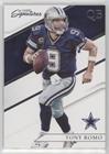 (Tony Romo (Football Card) 2016 Panini Prime Signatures - [Base] #56)