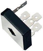 MULTICOMP GBPC3506 BRIDGE RECTIFIER, SINGLE, 35A, 600V, GBPC by Multicomp