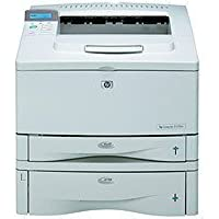 HP LaserJet 5100tn - Printer - B/W - laser - A3, Ledger - 1200 dpi x 1200 dpi - up to 22 ppm - capacity: 850 sheets - Parallel, 10/100Base-TX